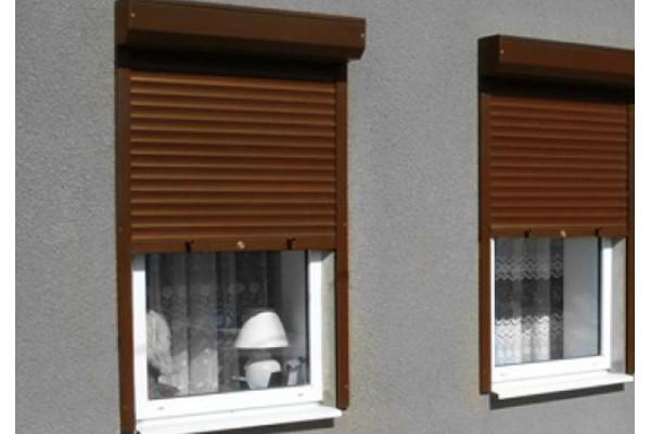Рольставни на Окно, профиль AR45